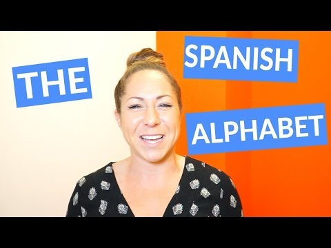 Download The Spanish Alphabet: How to Say the Letters & Sounds Mp4 HD Video and MP3