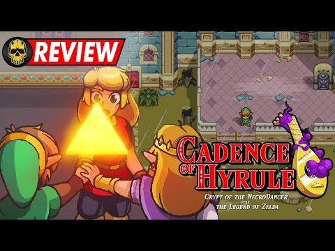 Cadence Of Hyrule Crypt Of The Necrodancer Critic Reviews Opencritic