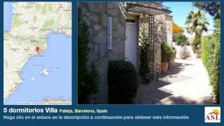 preview picture of video '5 dormitorios Villa se Vende en Palleja, Barcelona, Spain'