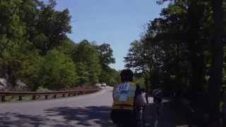 Bikes Not Bombs Bike-a-thon 2013 (25 mi. Route)