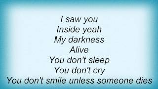 Danzig - My Darkness Lyrics