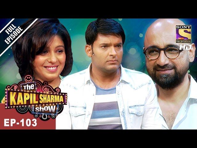 The Kapil Sharma Show – Episode 103 – May 6th 2017 | Sunidhi, Hitesh