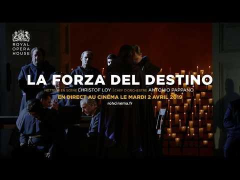 [Teaser VF] La Force du Destin - The Royal Opera