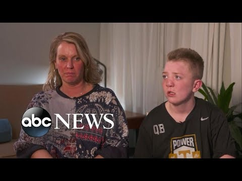 Boy behind viral anti-bullying video says he's amazed by support