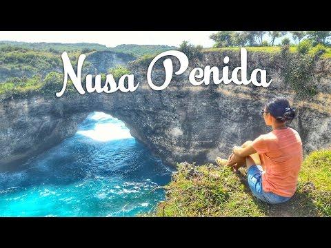 Video NUSA PENIDA BALI ( Broken Beach & Angels Billabong )