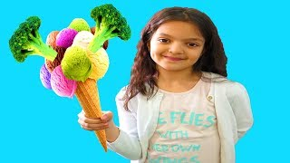 Do You Like Broccoli Ice Cream ? with Masal and Friends