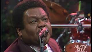 "Austin City Limits 1205: Fats Domino - ""Blueberry Hill"""