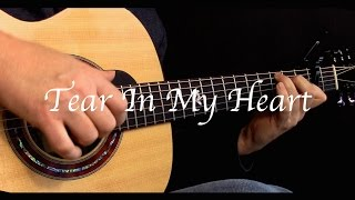 Twenty One Pilots - Tear In My Heart - Fingerstyle Guitar