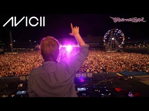 Avicii - Levels at Tomorrowland 2012 HD
