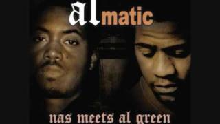 Nas ft. Al Green - Rewind/Tired of being alone