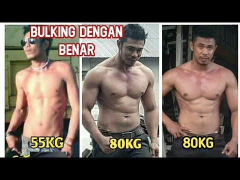 Orang menurunkan berat badan tapi makan