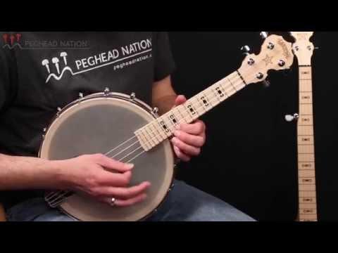 Marrying 2 Greats The Banjo Ukulele Ukulele Groove
