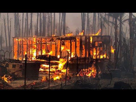 LIVE: Thomas Fire Carpinteria Community Meeting - 8:00 pm - December 7, 2017