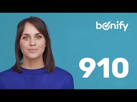 bonify TV-Spot: Jeder Mensch hat eine Zahl