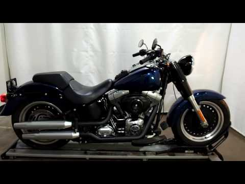 2012 Harley-Davidson Softail® Fat Boy® Lo in Eden Prairie, Minnesota - Video 1