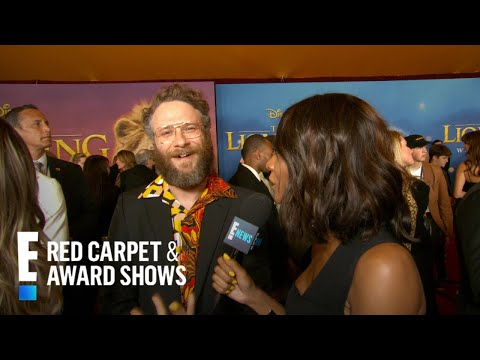 Seth Rogen Met Beyoncé & What Happened?! | E! Red Carpet & Award Shows