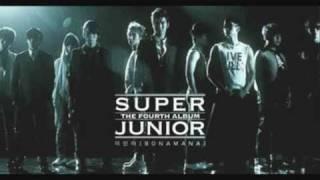 나란 사람 (Your Eyes) - Super Junior  (Yesung, Kyuhyun duet)