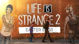 The Best Easter Eggs in LIFE IS STRANGE 2: EPISODE 1