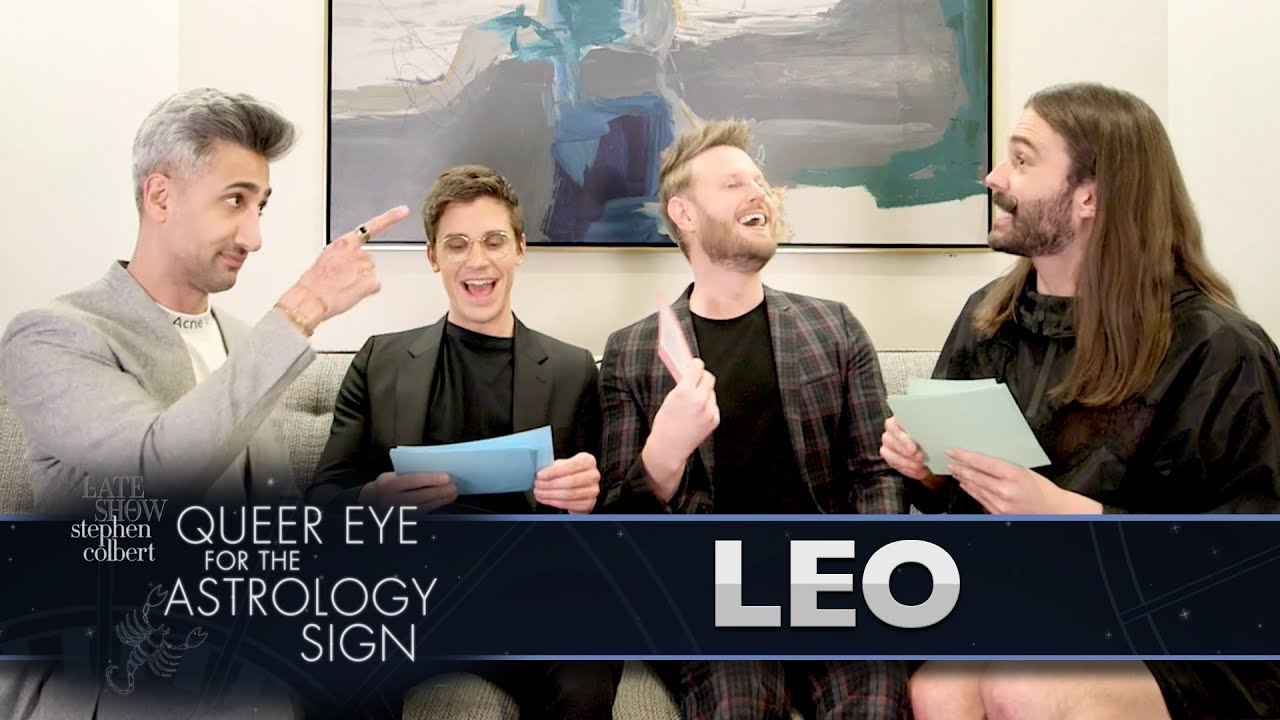 Leo: Queer Eye For The Astrology Sign thumbnail