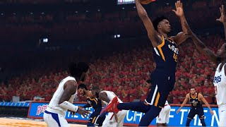 Los Angeles Clippers vs. Utah Jazz - 2020 NBA First Round Playoffs! - Full Gameplay