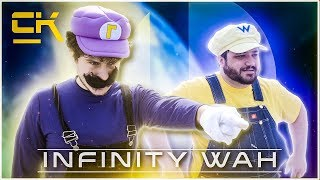 SUPER SMASH BROS. INFINITY WAH - THE SACRIFICE