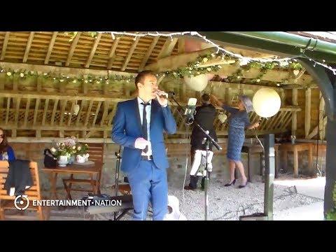 Calvin Taylor - Live Wedding Promo