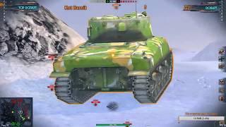 Лучшая Игра для Слабых ПК - World of Tanks Blitz | Путь к M48 Patton #3