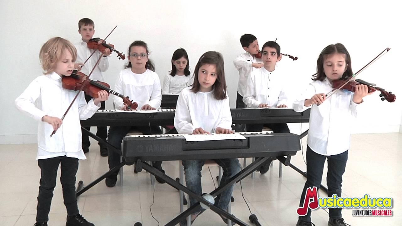 Un elefante - Alumnos  Mi Violín 1 y MT 4 - EM Musicaeduca JM Alcalá de Henares