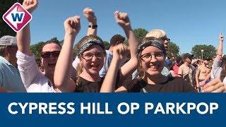 Cypress Hill 'rockt' als vanouds tijdens Parkpop Saturday Night - OMROEP WEST