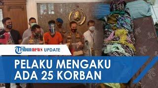 Soal Fetish Kain Jarik Berkedok Riset di Surabaya, Pelaku Akui Ada 25 Korban dan Beraksi Sejak 2015