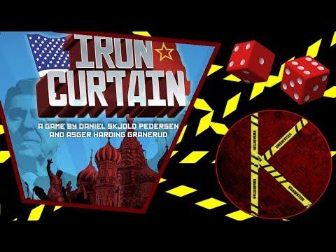 The Kwarenteen Reviews Iron Curtain