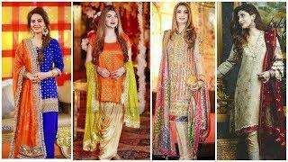 Top 30 + Elegant Combination Stylish Designers Wedding Dresses#fashion Trends Style Video
