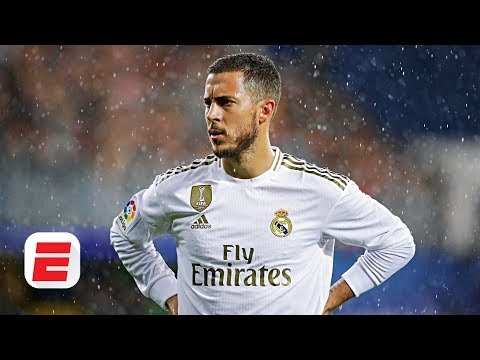 Is Real Madrid's Eden Hazard really a lazy player? | La Liga