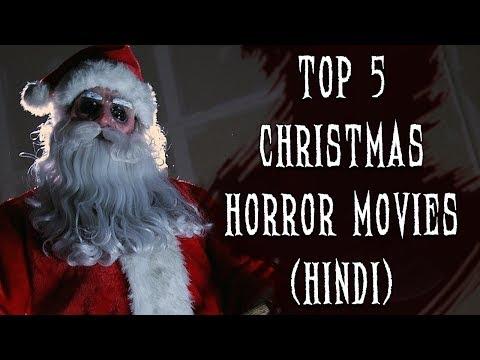 [हिन्दी] 5 Christmas Hollywood Horror Movies In Hindi | X-mas Horror Films On Netflix