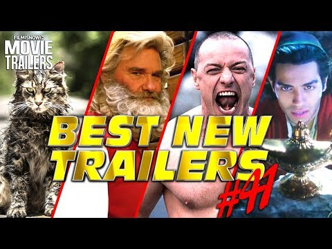 BEST NEW TRAILERS (2018) - WEEKLY Compilation #41