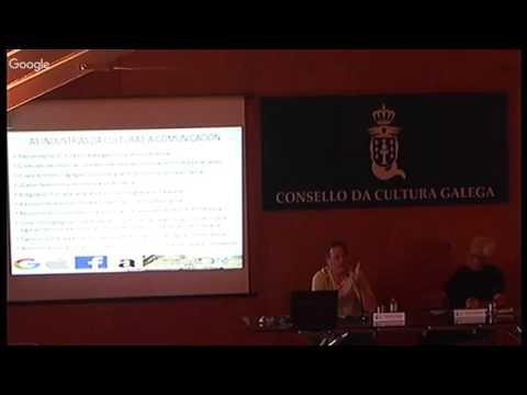 A economía da cultura en Galicia