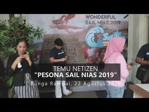 Temu Netizen Sail Nias 2019