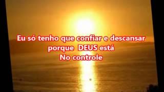 Deus no Controle    Eyshila Play back e Legendado