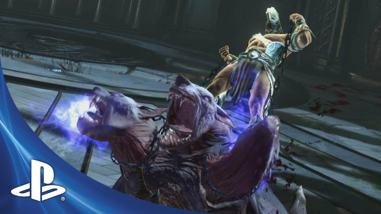 God of War: Ascension: Trial of the Gods Revealed