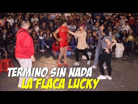 "Show Completo "" Dejaron sin Nada a la Flaca Lucky ll Liendrita - Gasparin ll Comicos Ambulantes"