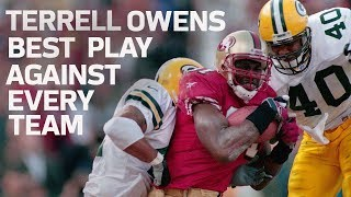 Terrell Owens' Best Play Against Every Team | NFL Highlights