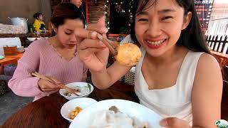 Ghé quán Hen ăn bánh ướt Lòng Gà - Hương Vị Đồng Quê - Lâm Đồng Nắng Gió Và Hoa