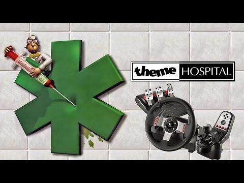 Theme Hospital И Еще Кое Что Между Делом