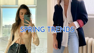 SPRING TRENDS 2021 | fashion trends