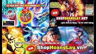 Ngọc Rồng Online - Tình Trạng 3 Shop Nick Của Hoàng Lầy !