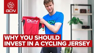 Why You Should Invest In A Cycling Jersey