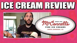 Ice Cream Review: McConnell's Sprinkle Cake