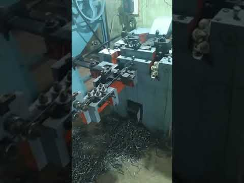Industrial Nails Making Machine