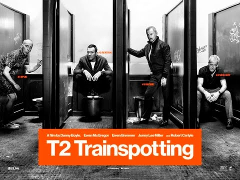 Trainspotting 2's First Trailer Is Here