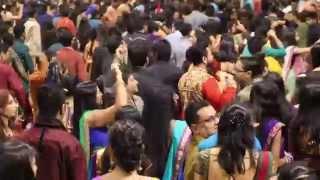Toronto's Navratri Garba with Shree Atul Purohit